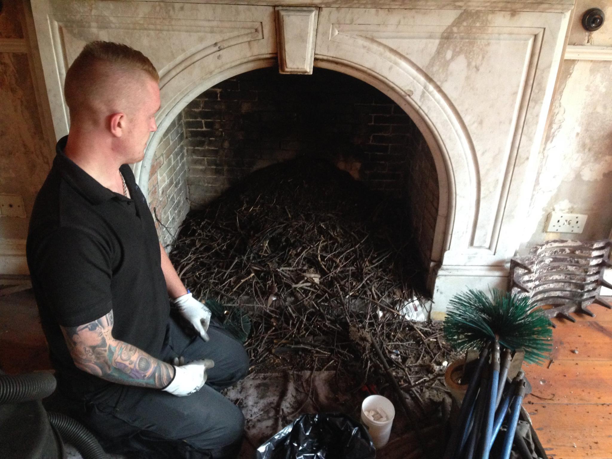 Chimney Sweep Antrim